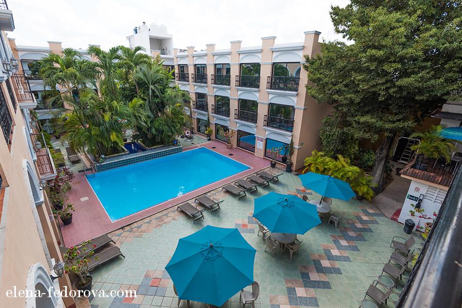 hotel doralba in merida mx