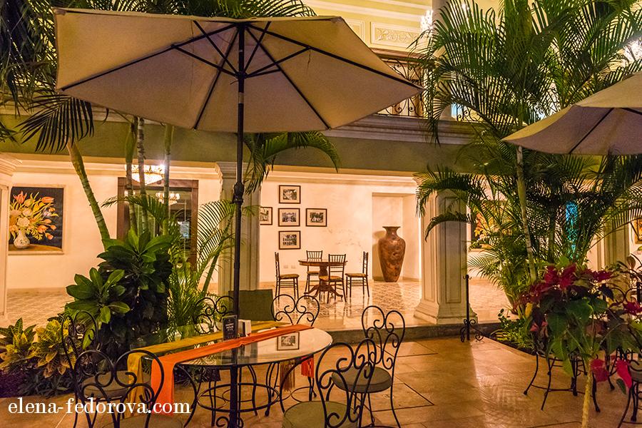 hotel mansion merida mexico