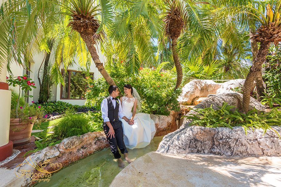 how to plan elopement cancun