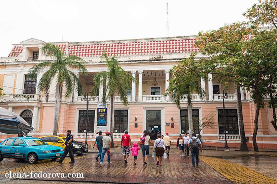 municipal museum merida yucatan