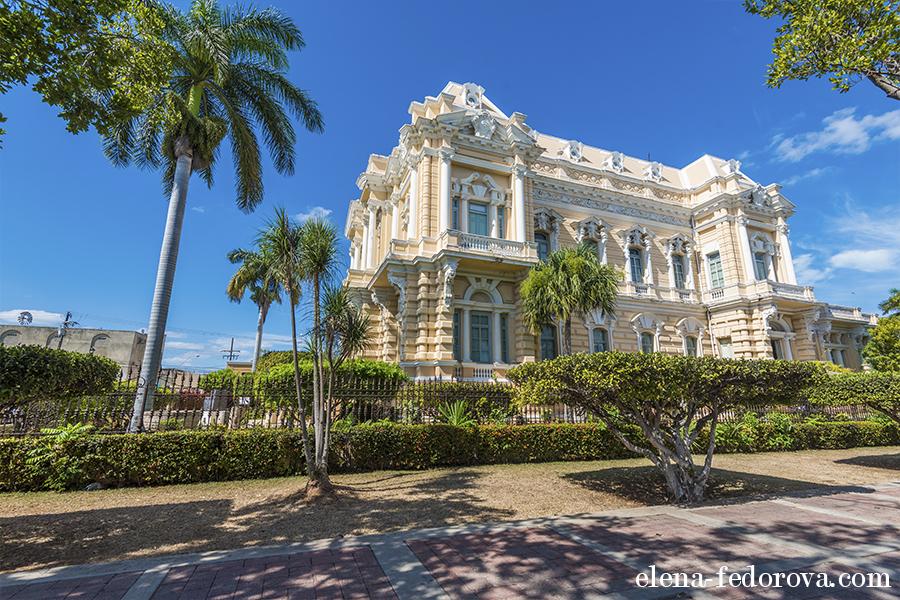 palacio canton merida mexico