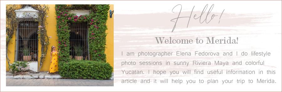 photographers in merida