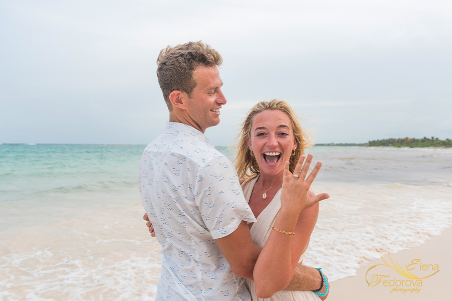 surprise her with proposal