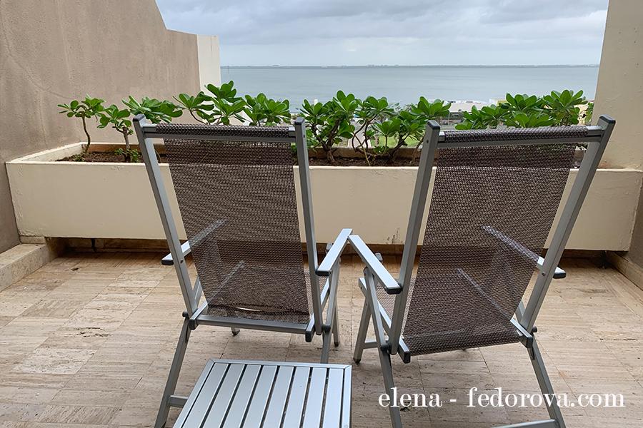 paradisus cancun balcon