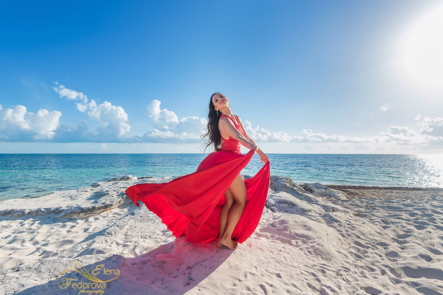 rent flying dress