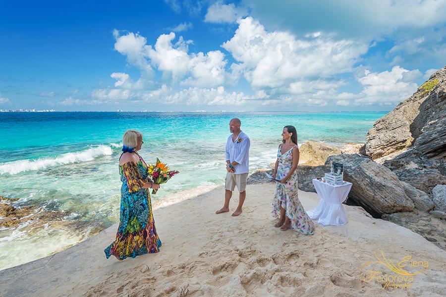 vow renewal isla mujeres